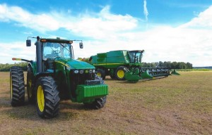 Some of our John Deere Equipment